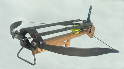 crossbow side view